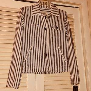 Lauren Jean Company Denim Jacket